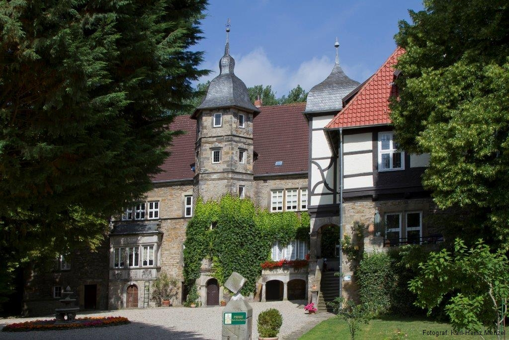 Schloss Schwedesdorf in Lauenau