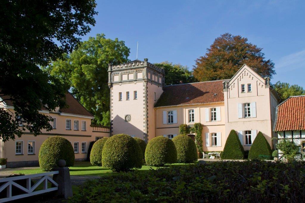 Schloss Meysenbug in Lauenau
