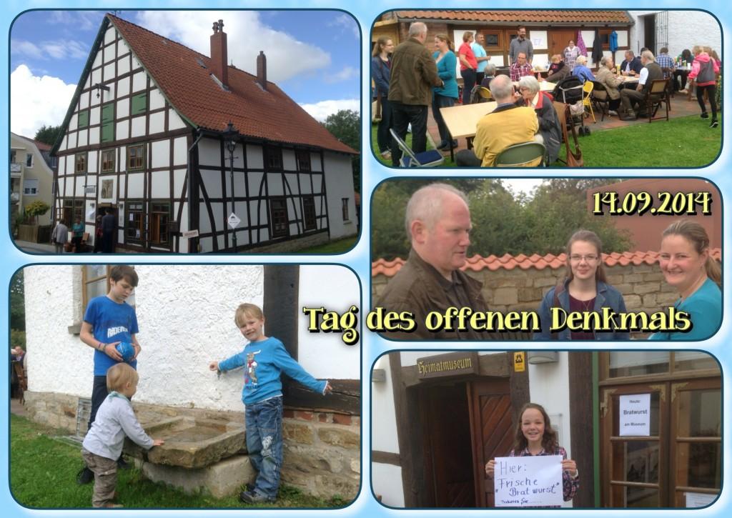 Tag des offenen Denkmals - Heimatverein Lauenau
